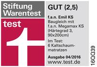 Fan Frankenstolz Megamax KS Baugleich Emil Stiftung Warentest 2016